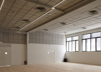 Centre de Creació de Dansa i Arts Escèniques La Caldera